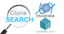 The DNAFORM Clone Search Engine
